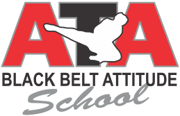 Black Belt Attitude School Logo