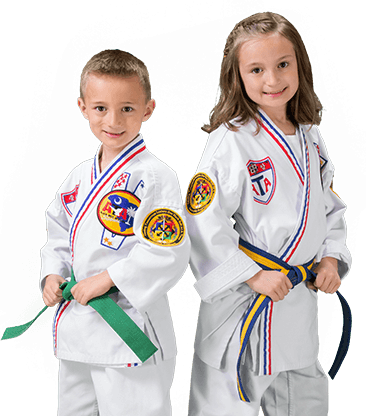 ATA Martial Arts Black Belt Attitude School - Karate for Kids