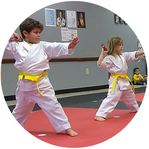 Black Belt Attitude School | Karate for Kids in Simpsonville and