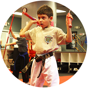 ATA Martial Arts Black Belt Attitude School Karate for Kids